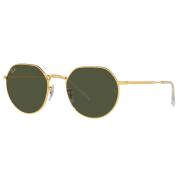 Óculos Ray Ban Jack RB3565 919631 53 Dourado