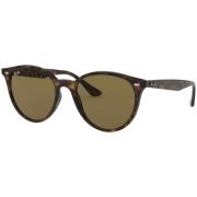 Óculos Ray Ban Round RB2180L 71073 51 Tartaruga