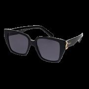 Óculos Salvatore Ferragamo Quadrado SF968S/001 55 Preto