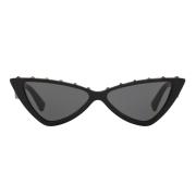 Óculos Valentino Cat Eye VA4064 500187 55 Preto