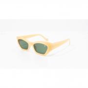 Óculos Vistta Aping Irregular LQ9006 C7 45 Bege