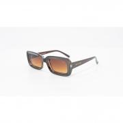 Óculos Vistta Aping Retangular LQ9010 C6 50 Marrom