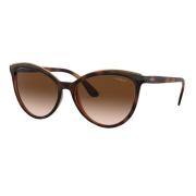 Óculos Vogue Cat Eye VO5298SL 238613 58 Marrom