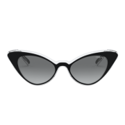 Óculos Vogue Cat Eye VO5317S W82711 49 Preto