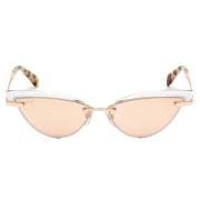 Óculos Web Cat Eye WE0283 26Z 52 Rose