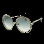 Óculos Chloe Carlina Redondo ce114sc 838 58 Prateado