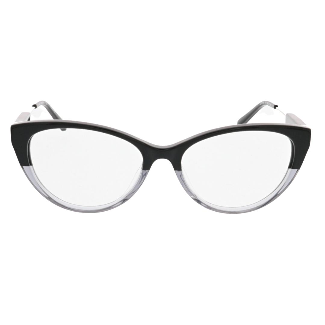 Armação Calvin Klein Cat Eye CK19706 074 54 Preto