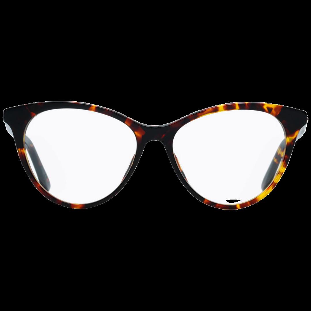 Armação Dior Cat Eye Montaigne57 086 52 Tartaruga
