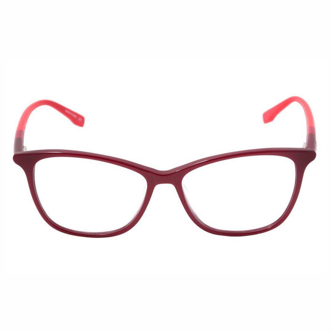 Armação Lacoste Cat-Eye L2751 615 53 Vermelha