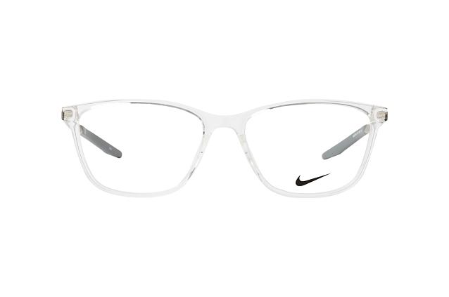 Armação Nike Retangular 7284 905 54 Transparente