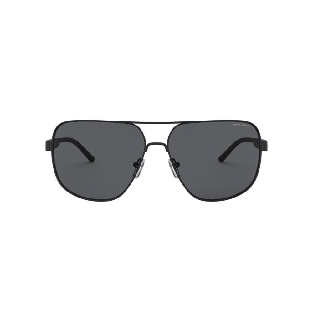 Óculos Armani Exchange Irregular AX2030S 606387 64 Preto
