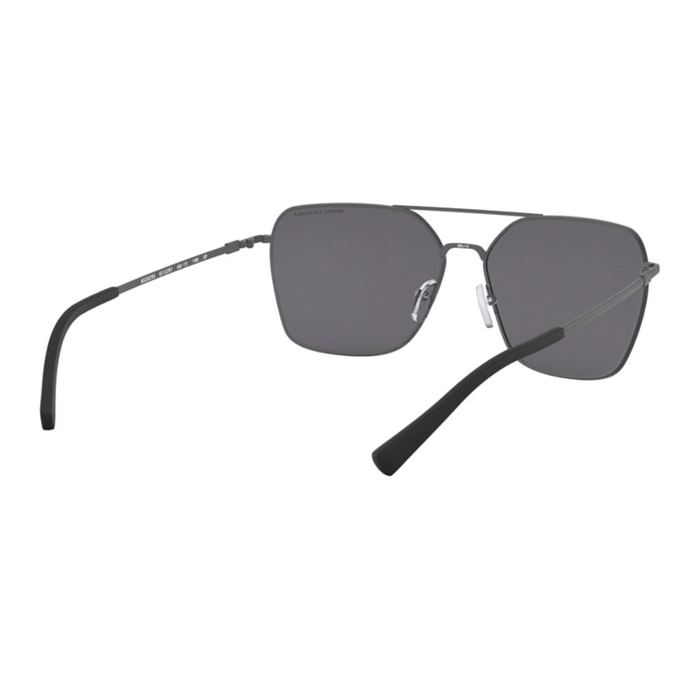 Óculos Armani Exchange Quadrado ax2029s 611281 60 Cinza
