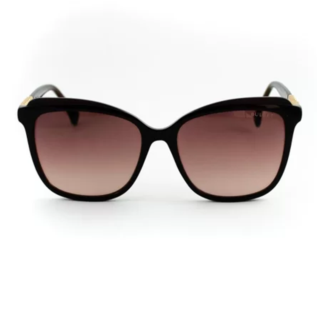 Óculos Bulget Cat Eye BG9112I T01 57 Marrom
