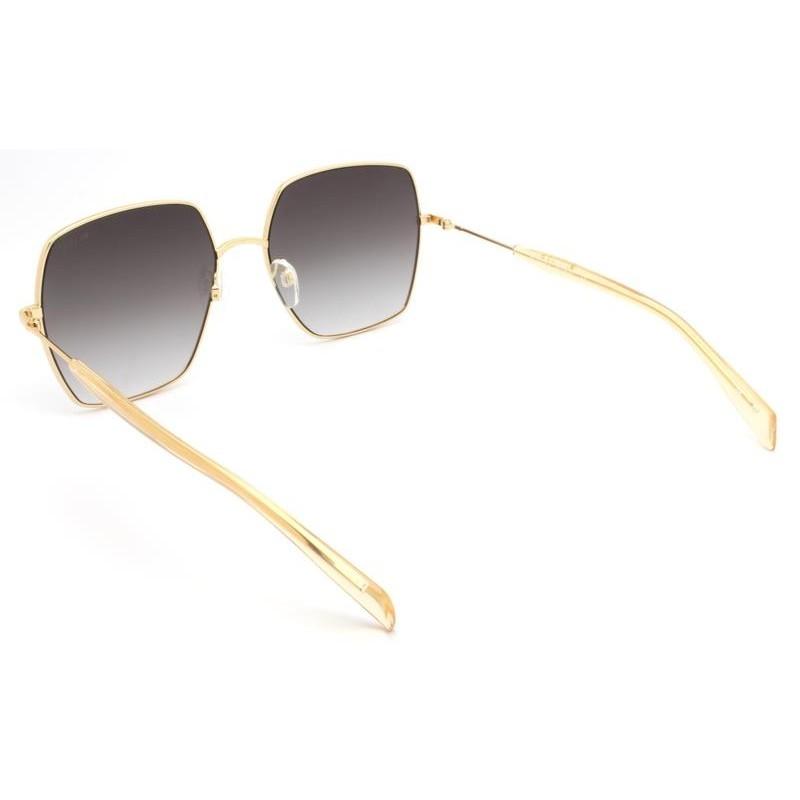 Óculos Bulget Quadrado BG3278 04A 59 Dourado