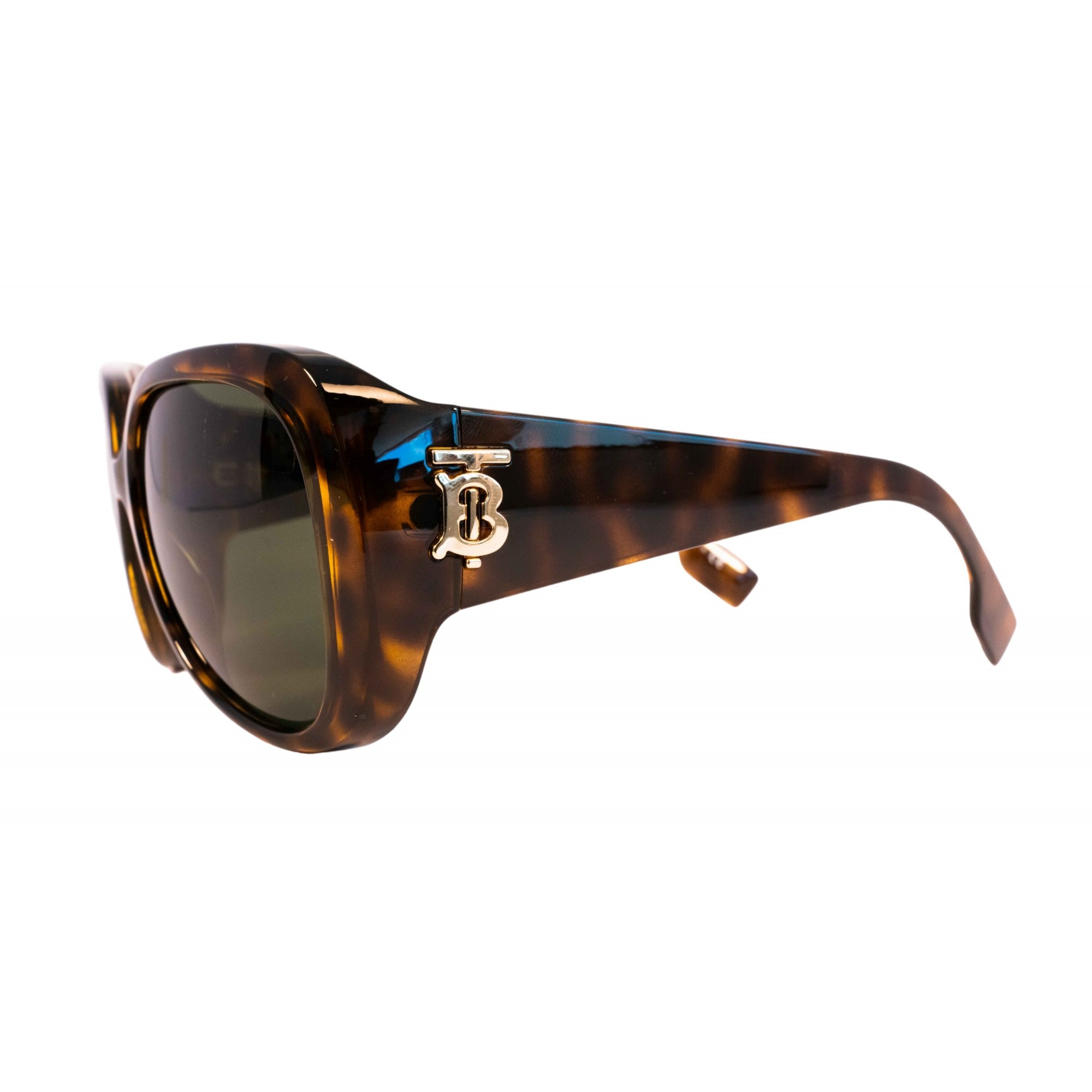 Óculos Burberry Borboleta be4303 300271 57 Tartaruga