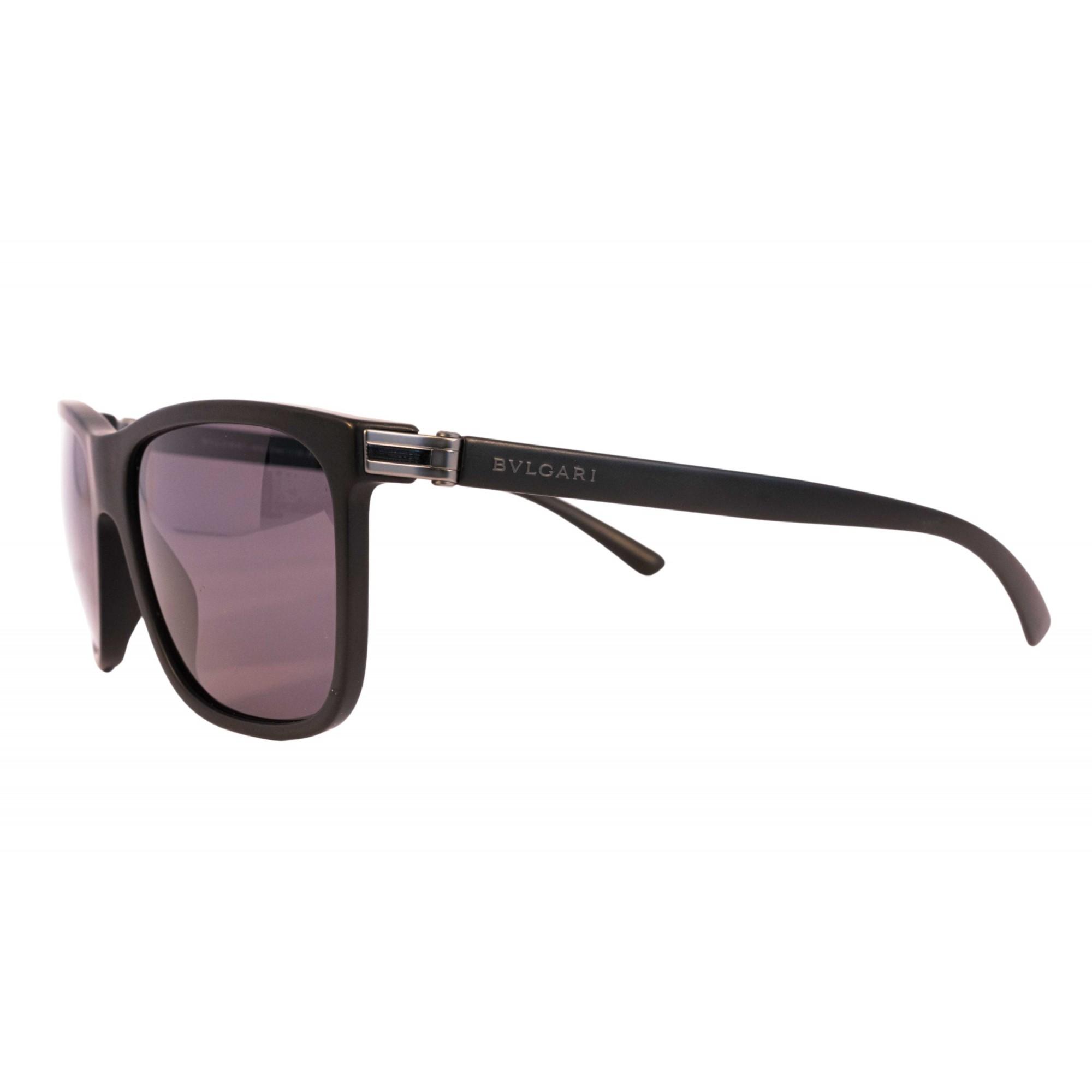 Óculos Bvlgari Clássico bv7027 531381 57 Preto