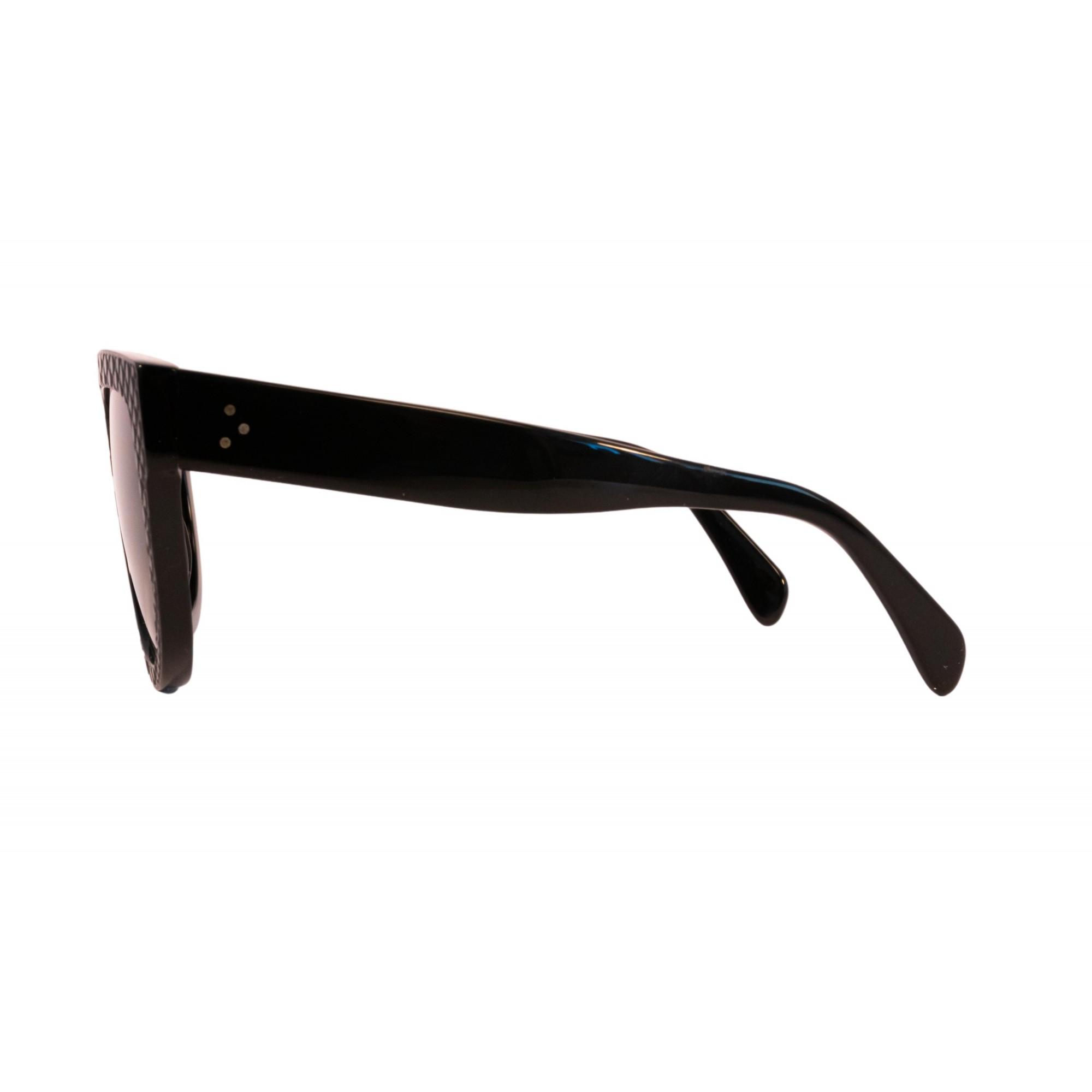 Óculos Celine Redondo Cl4001il 01a 58 Preto