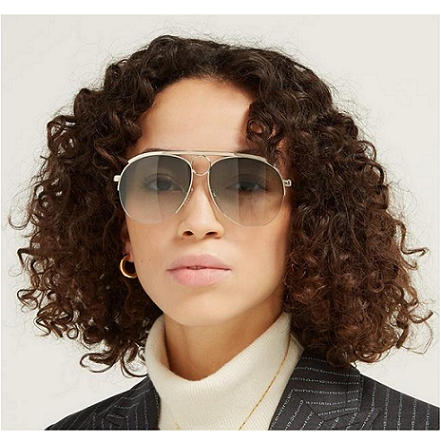 Óculos Chloe CE152S 838 59 Dourado