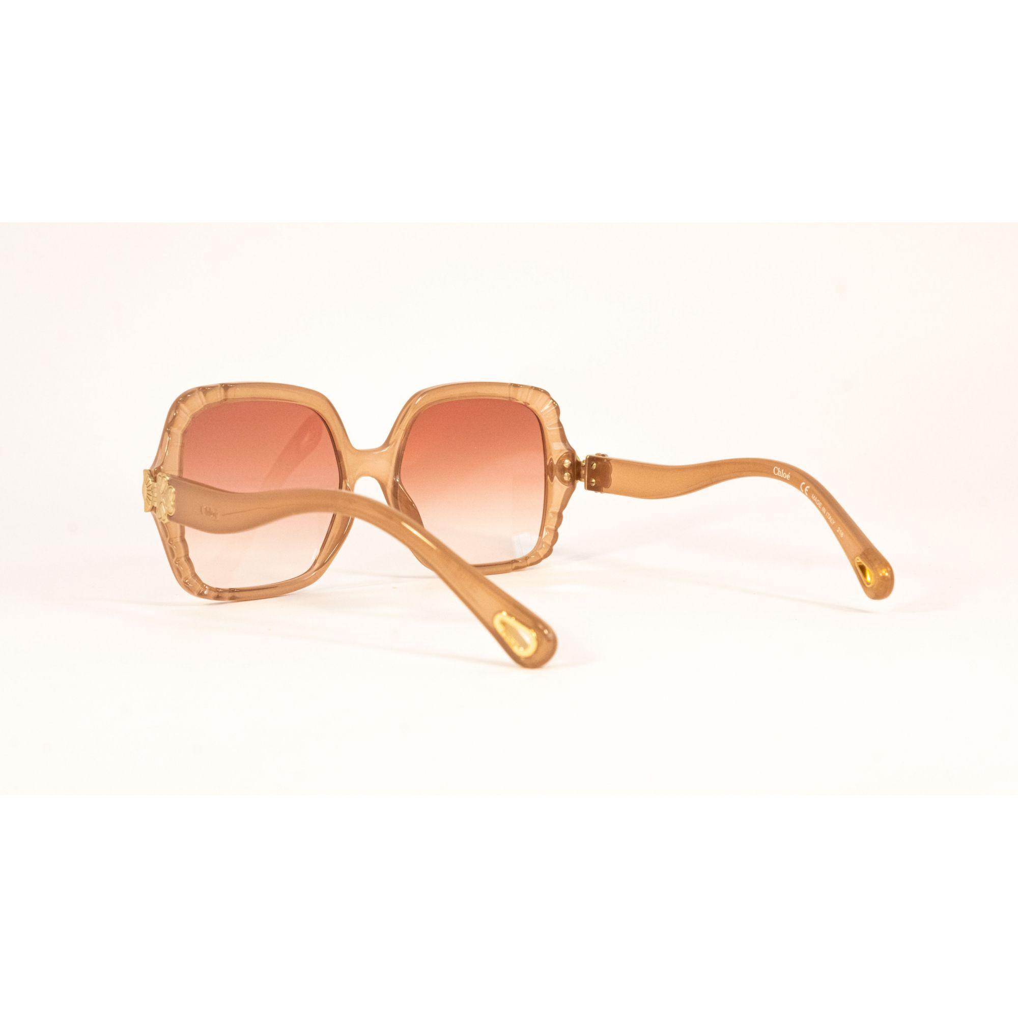 Óculos Chloe Quadrado  ce746s 290 55 Rosé