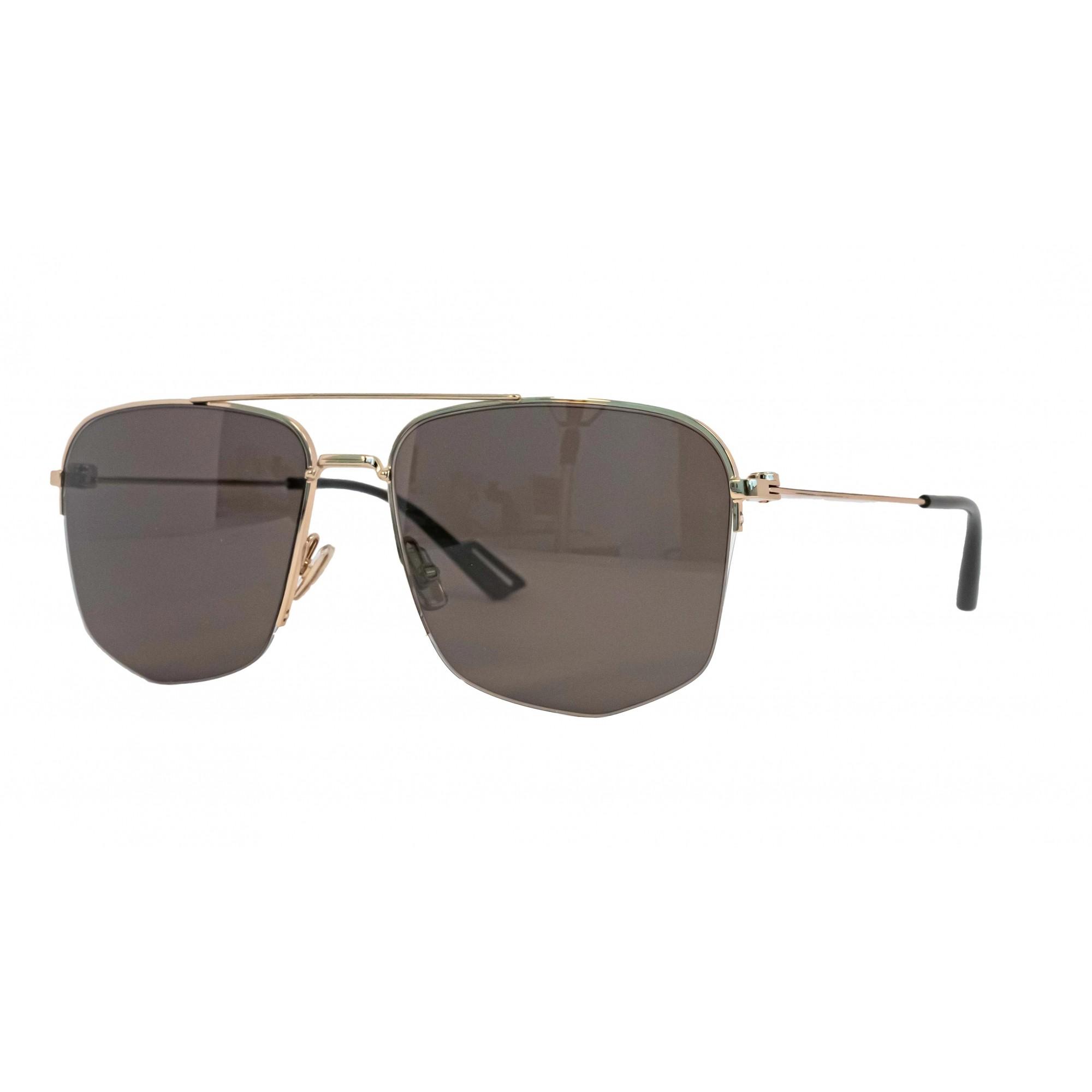 Óculos Dior Aviador Bydior Rhlir Rhlir 60 Dourado