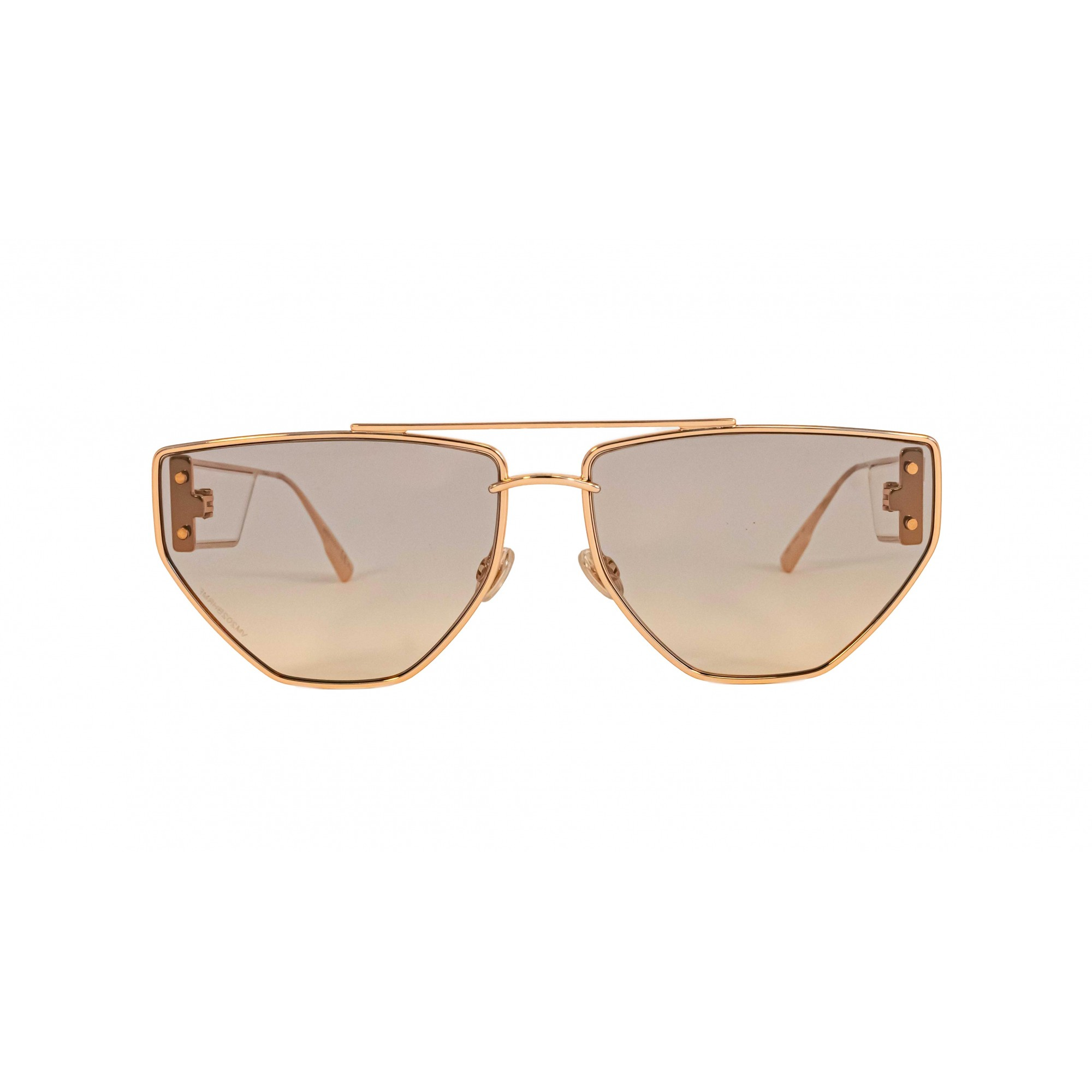 Óculos Dior Aviador  Clan2 Ddb1I 61 Rosé