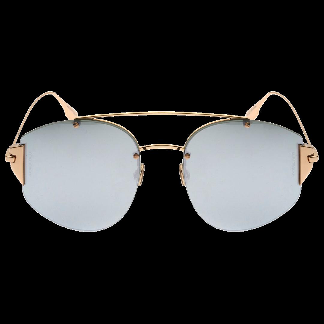 Óculos Dior Irregular Stronger 000DC 58 Dourado