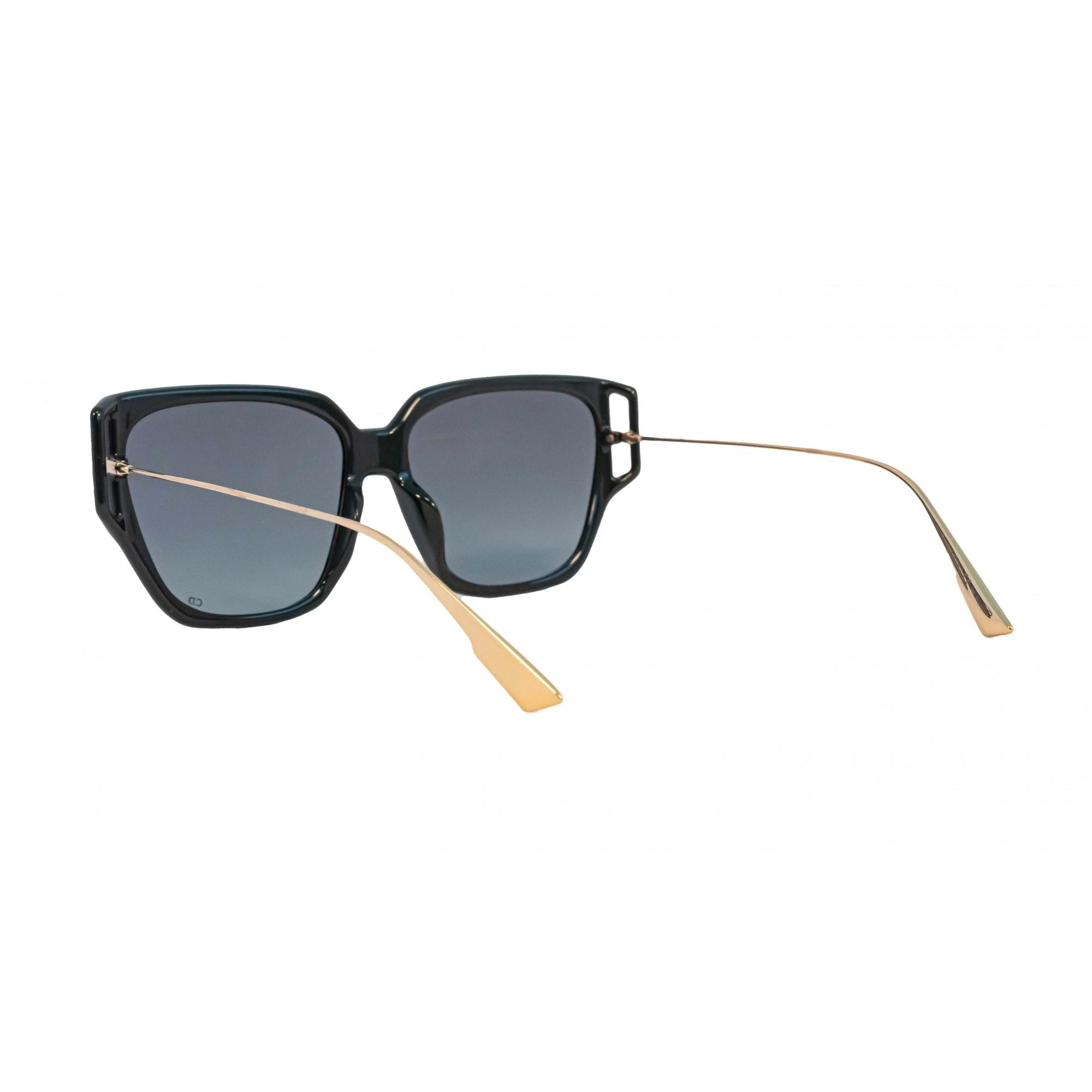 Óculos Dior Quadrado Direction3f 8071l 58 Preto