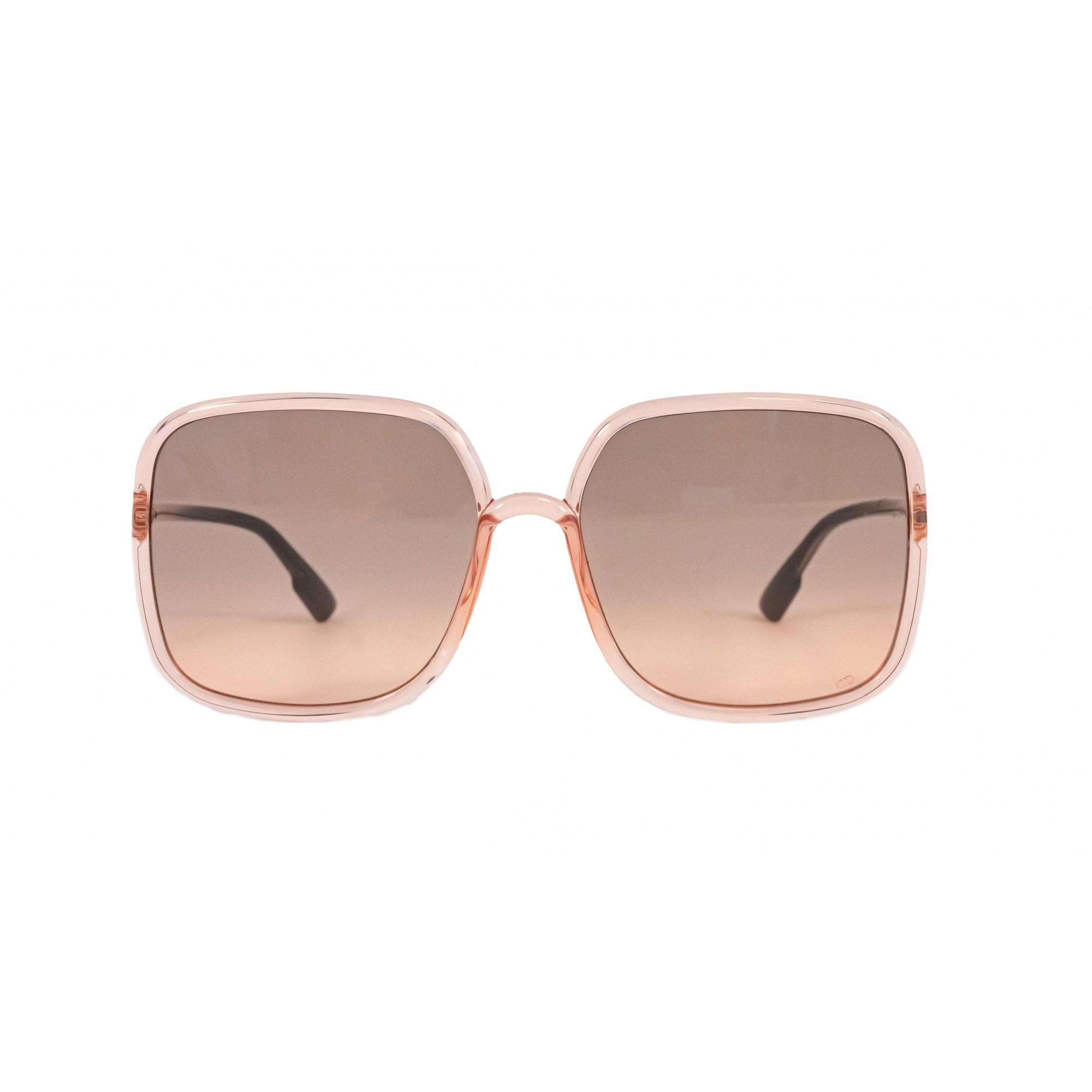 Óculos Dior Quadrado Stellaire1 1n5ff  59 Rosé
