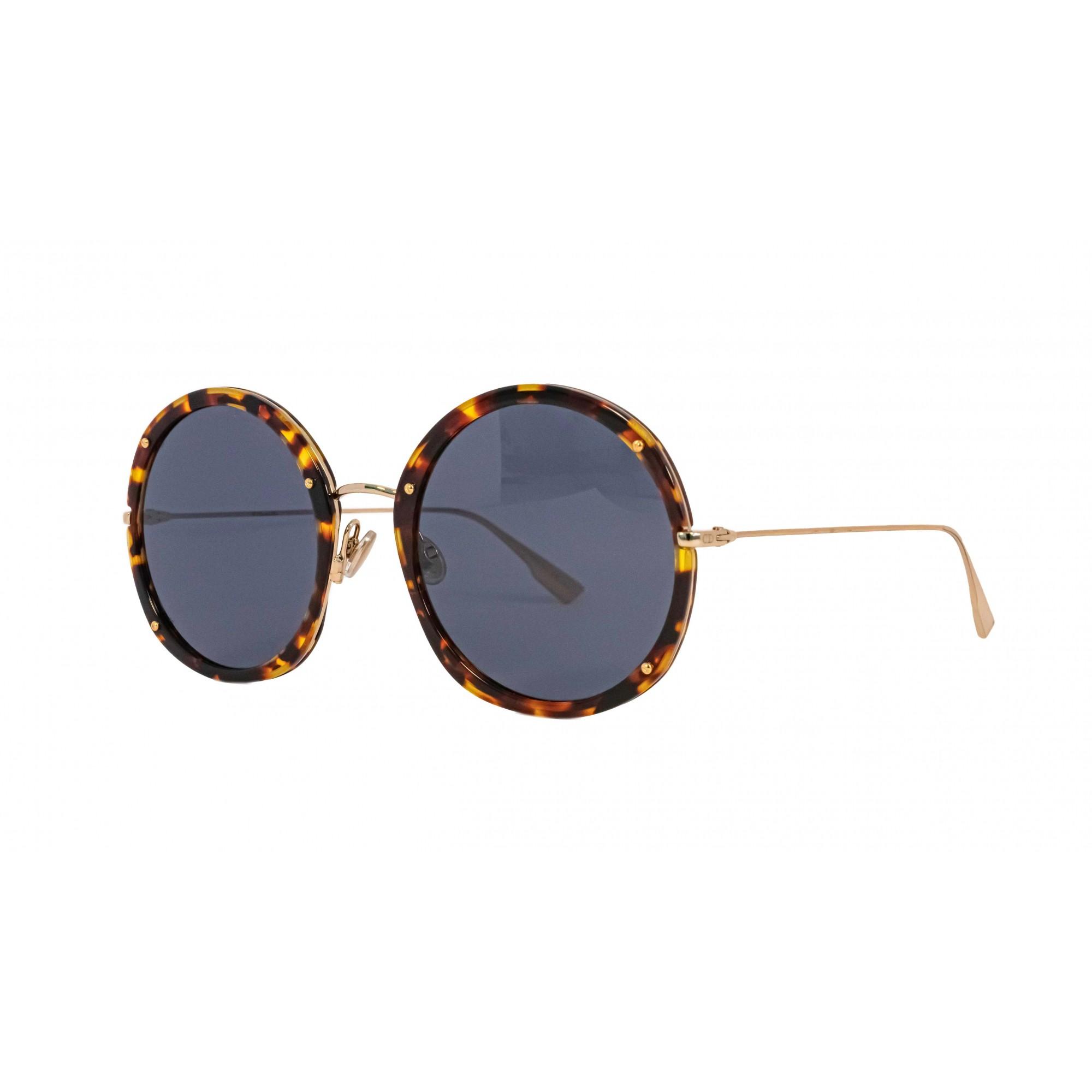Óculos Dior Redondo Hypnotic1 Y67a9 56 Tartaruga