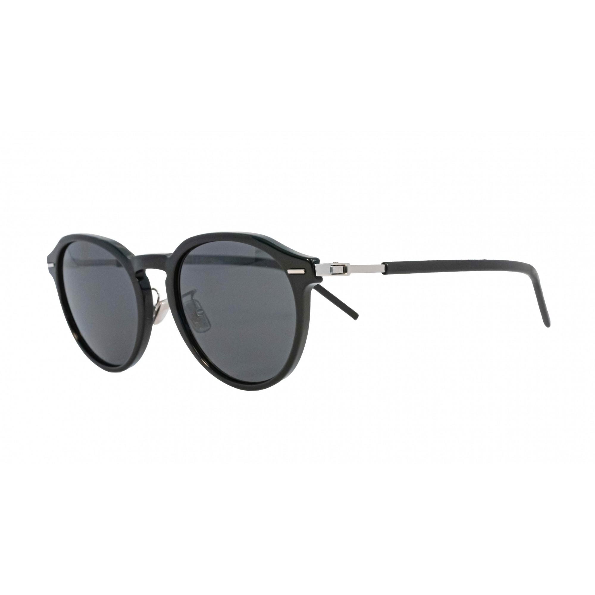 Óculos Dior Redondo Technicity7f 807ir 52 Preto