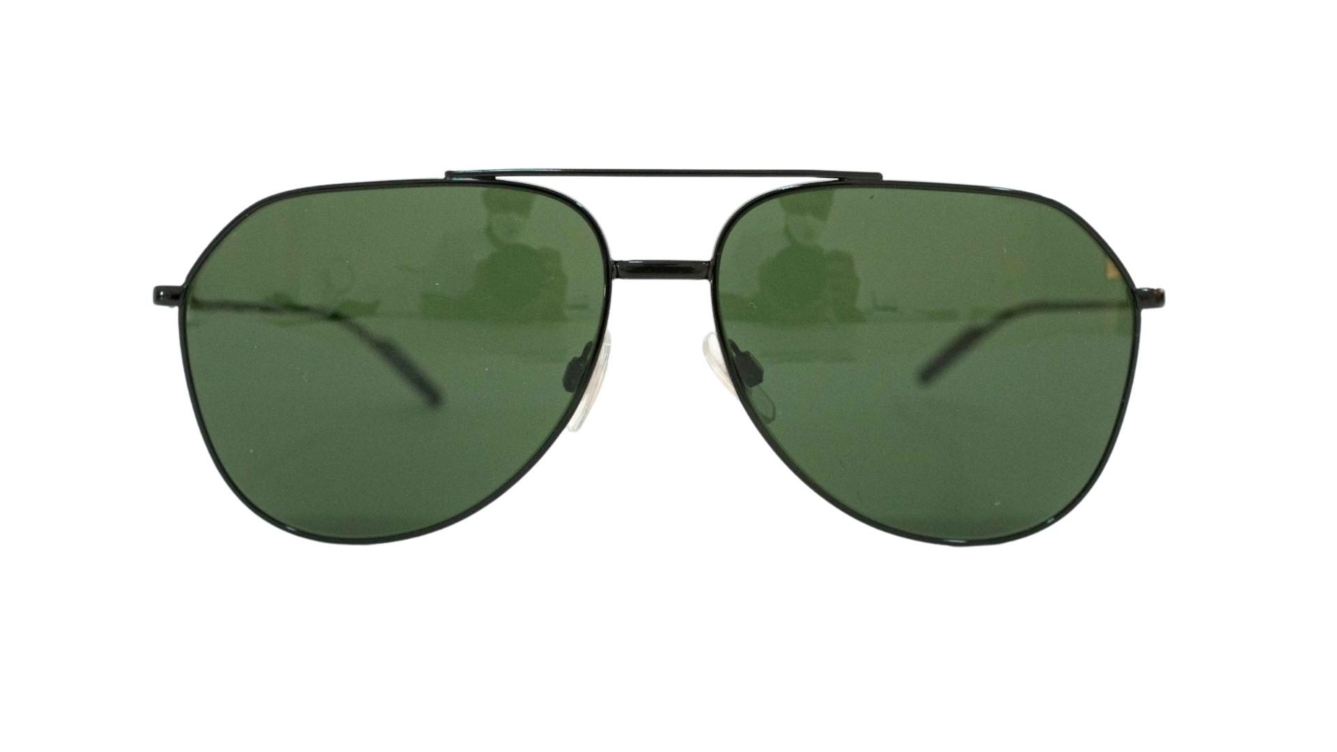 Óculos Dolce&Gabbana Aviador DG2166 0171 61 Preto
