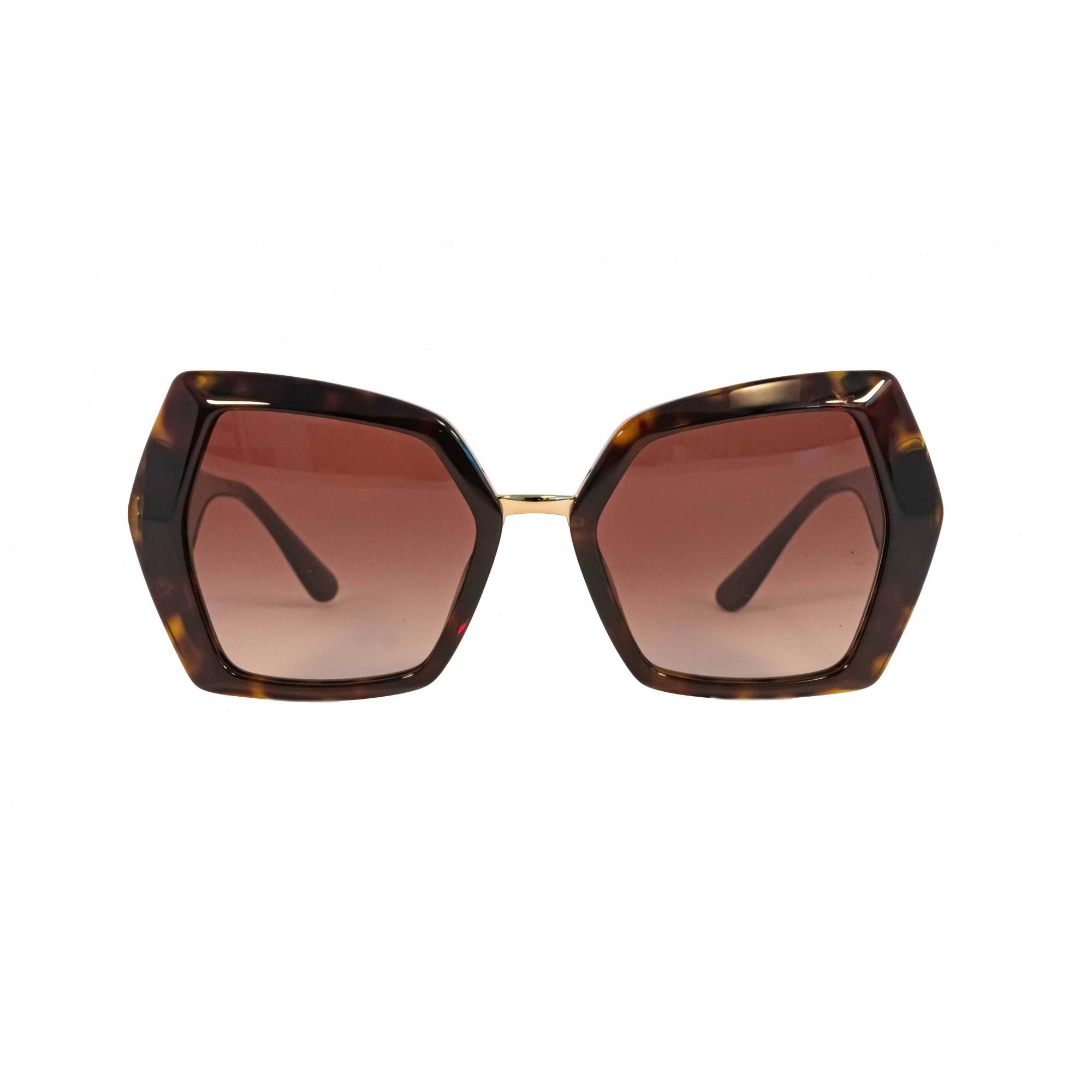 Óculos Dolce&Gabbana Borboleta Dg4377 50213 54 Tartaruga