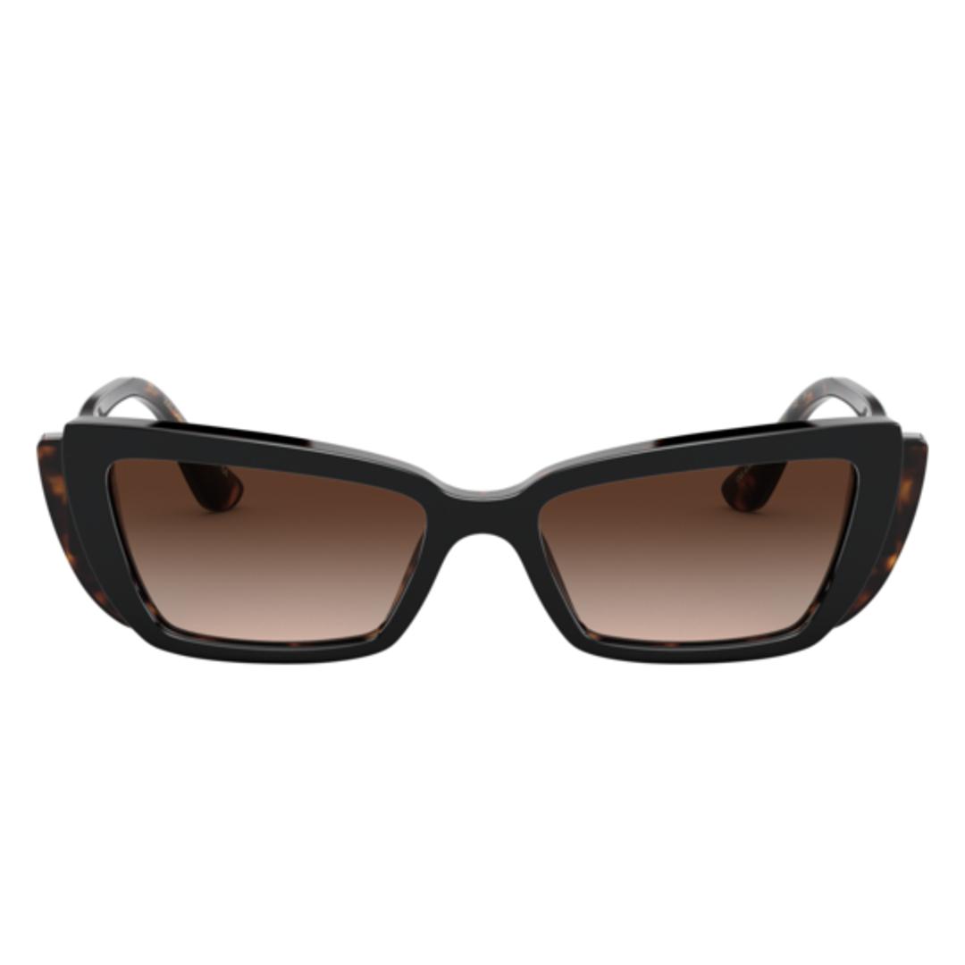 Óculos Dolce&Gabbana Retangular DG4382 327013 54 Tartaruga