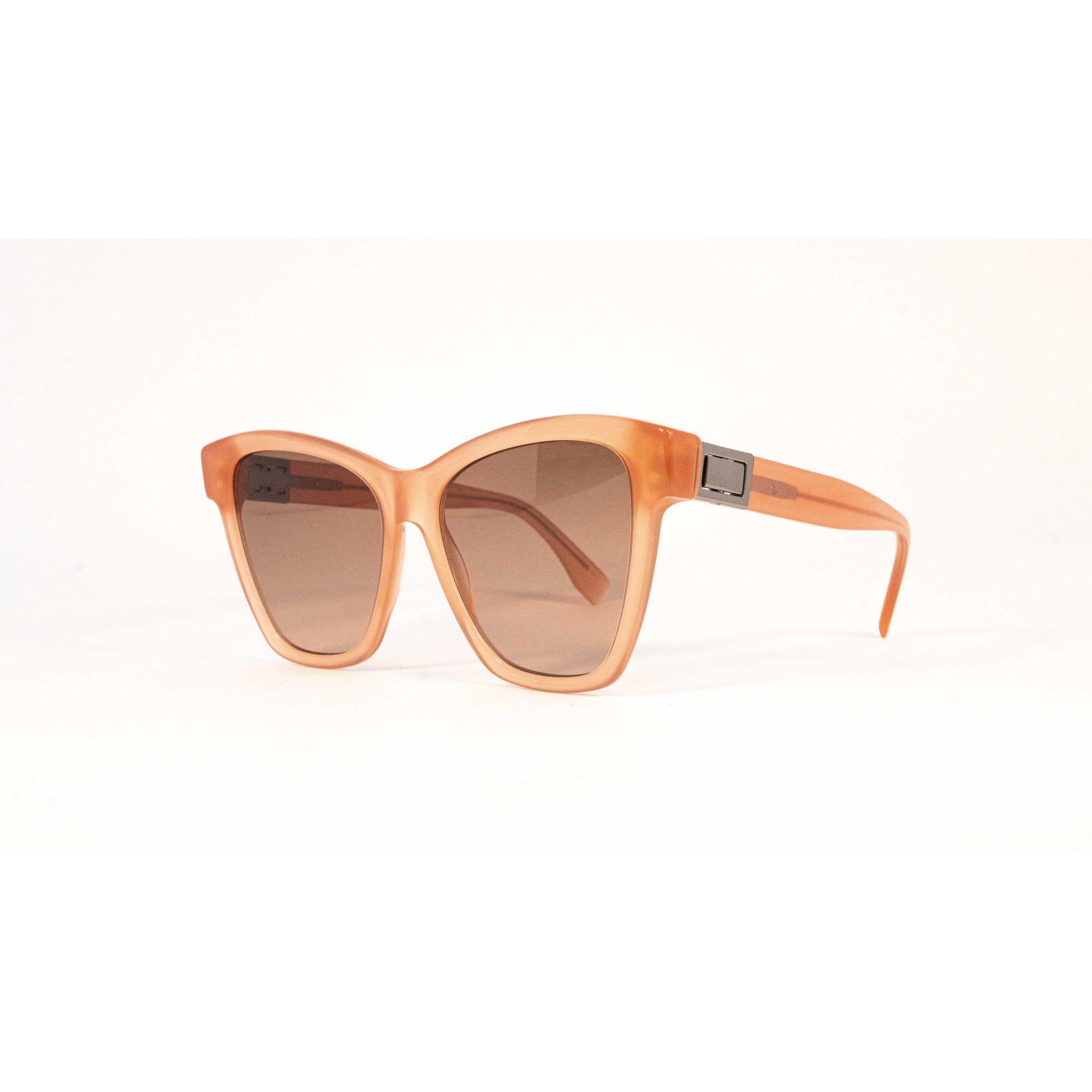 Óculos Fendi Cat-Eye FF0311fS 35JJL 56 Rosé