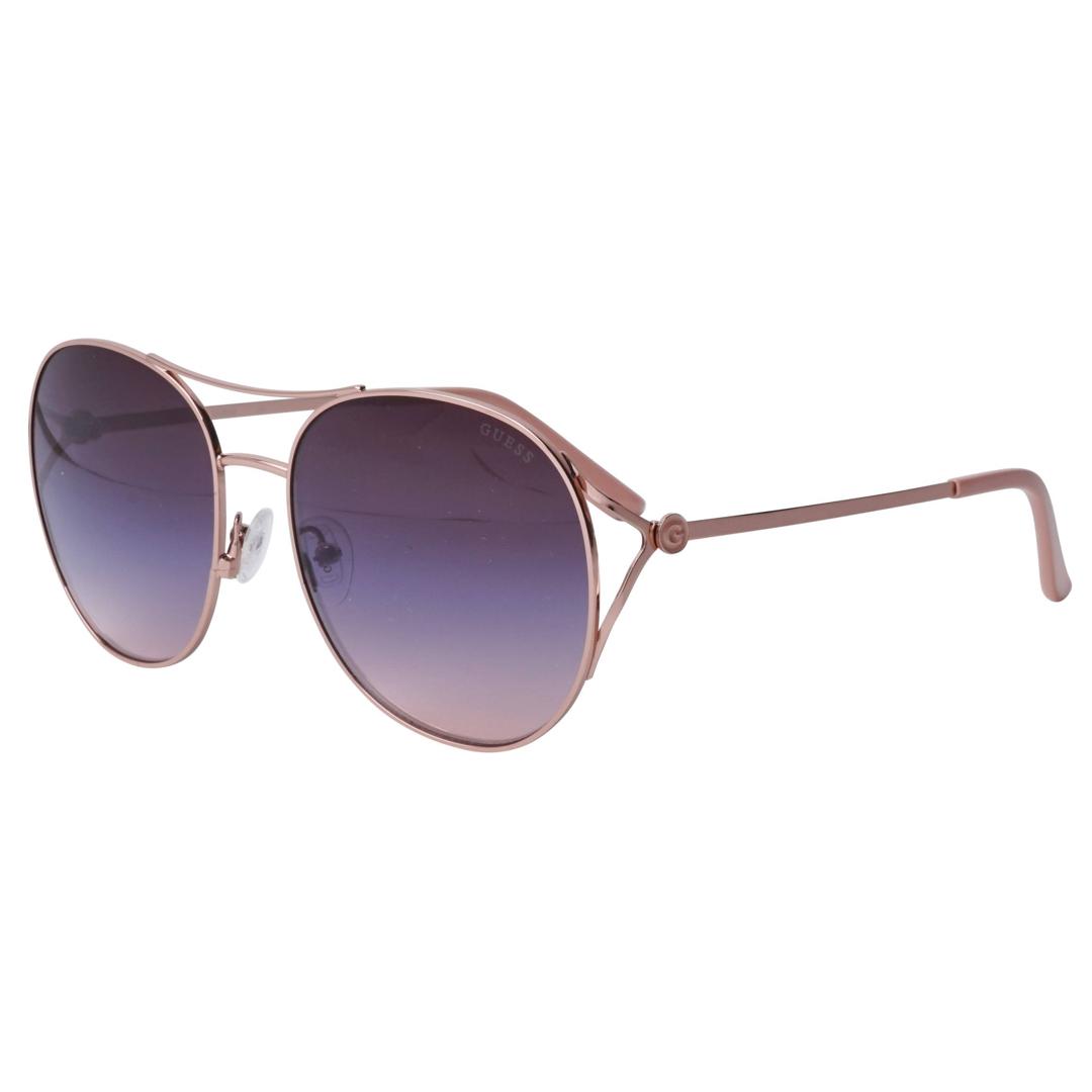 Óculos Guess Redondo GU7686 28C 59 Rose