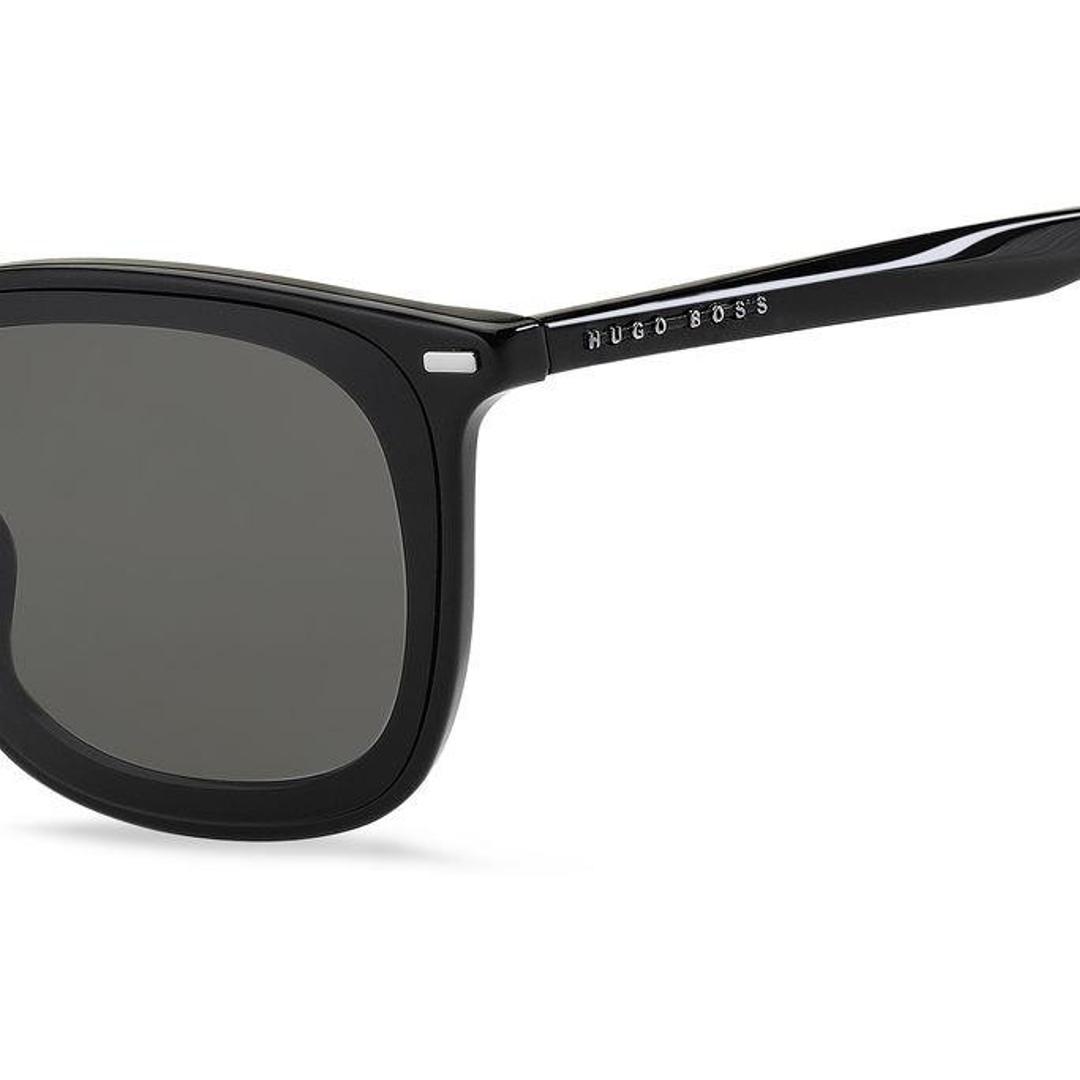Óculos Hugo Boss Quadrado HB1292FSK/284IR 60 Preto