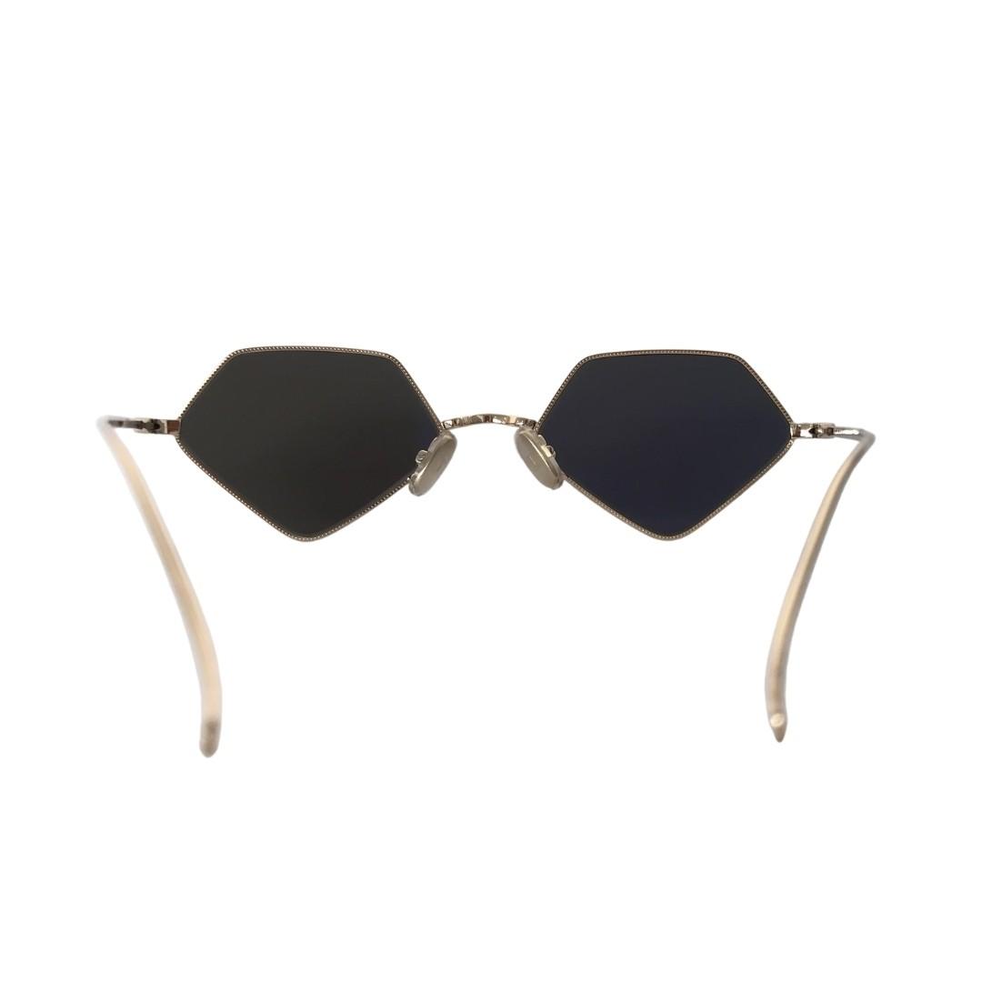 Óculos Illesteva Beak C1 50 Dourado