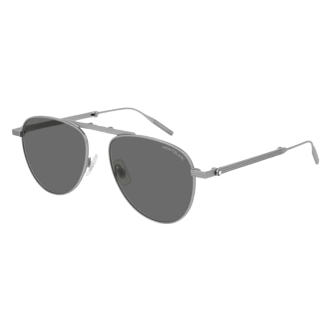 Óculos Mont Blanc MB0091S 001 54 Grafite