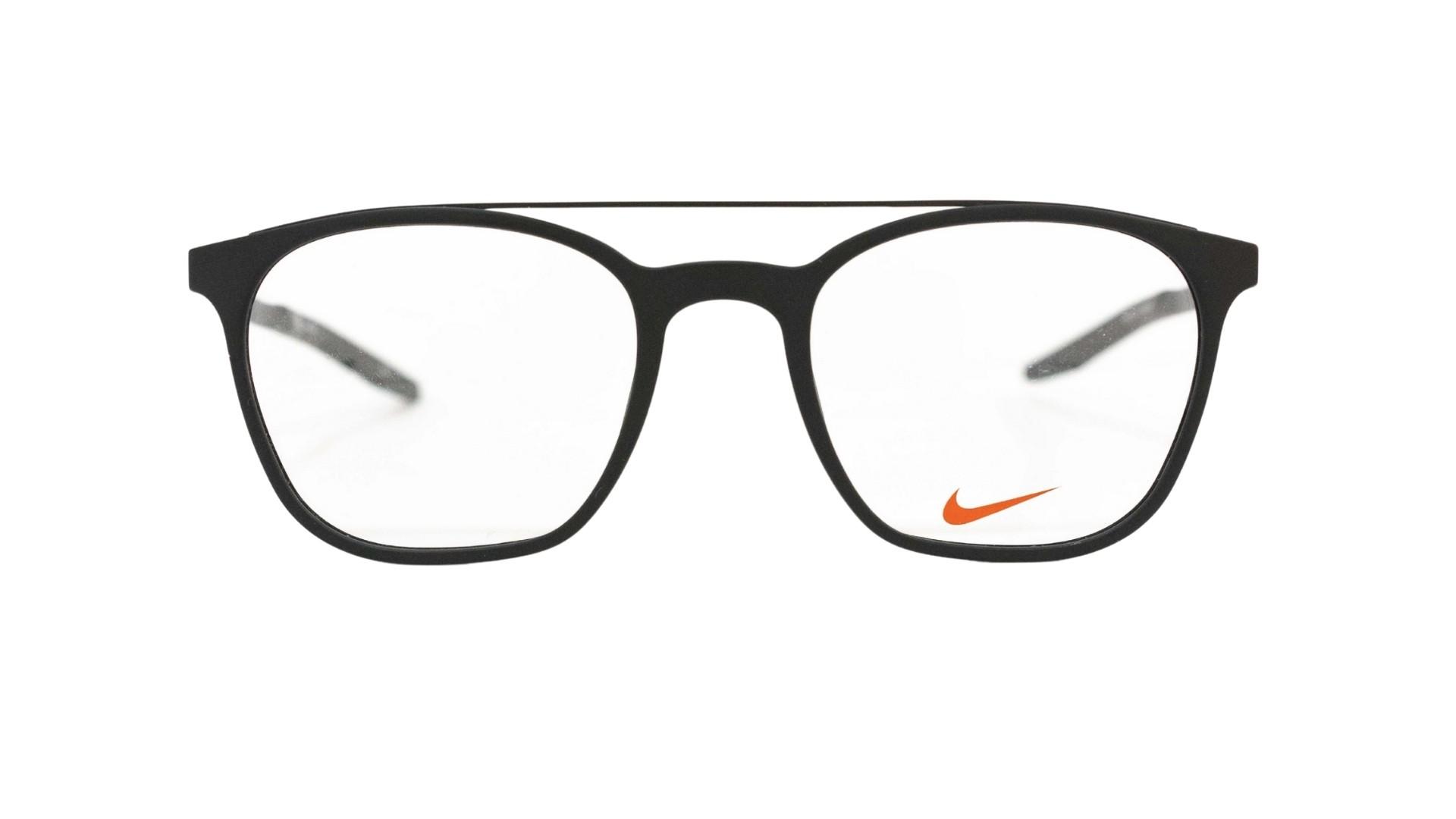 Óculos Nike Quadrado 7281  001 50 Preto