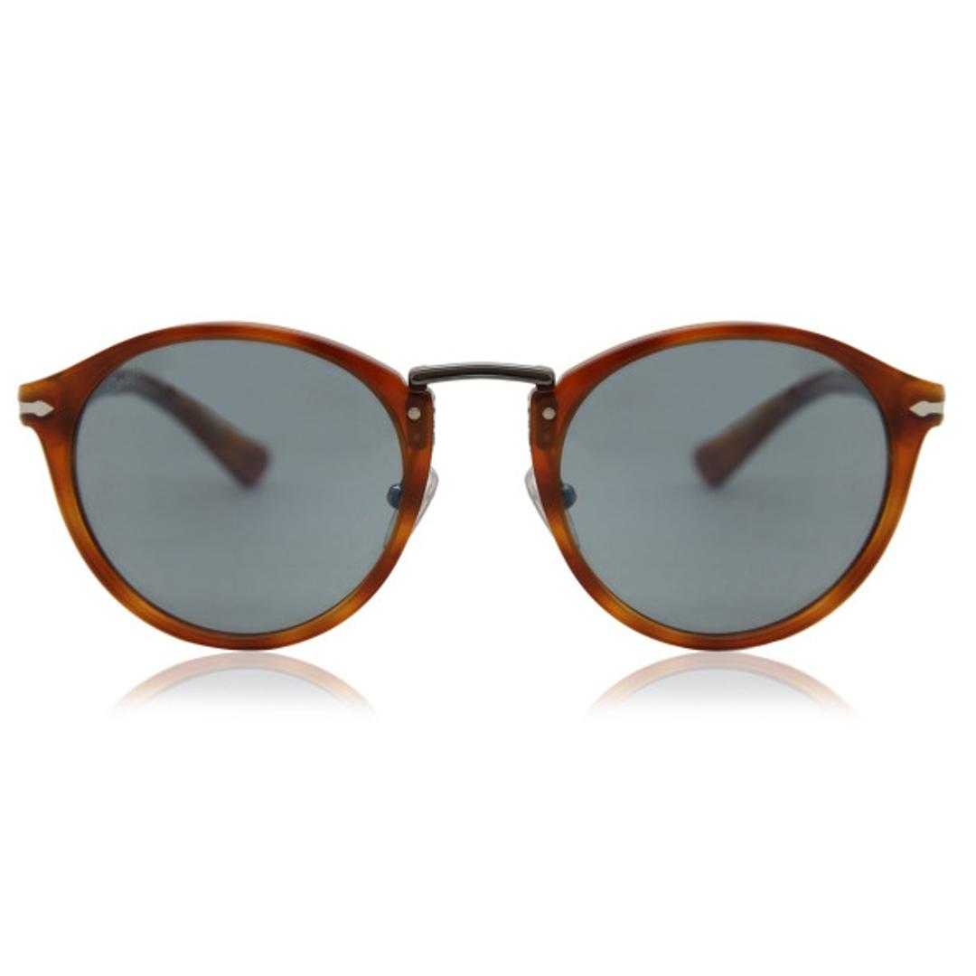Óculos Persol Redondo PO3248S 9656 49 Caramelo