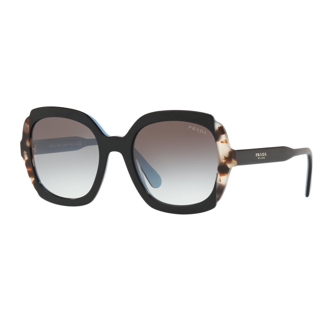 Óculos Prada Borboleta SPR16U KHR0A7 54 Preto