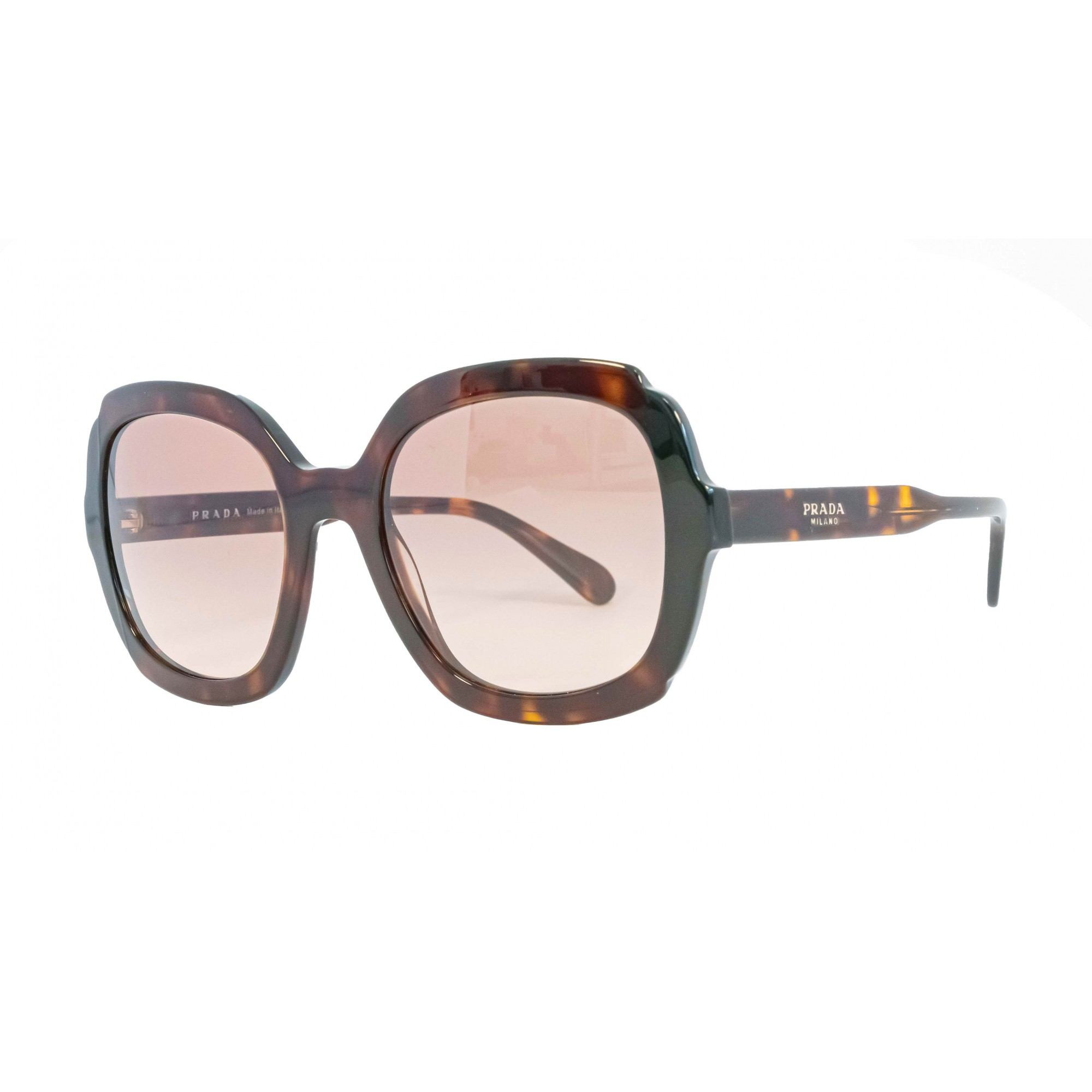 Óculos Prada Borboleta Spr16u 3913d0 54 Tartaruga