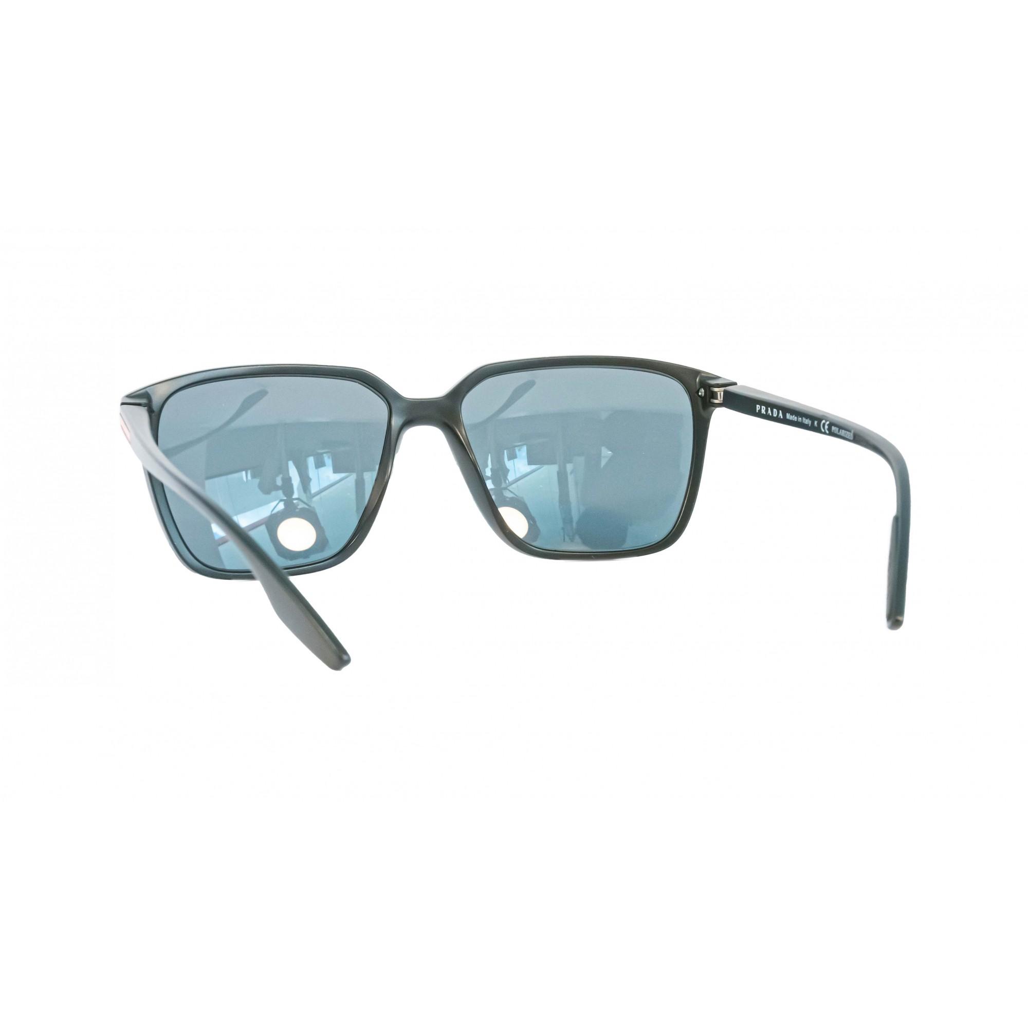 Óculos Prada Clássico Sps06v 1bo5z1 58 Preto