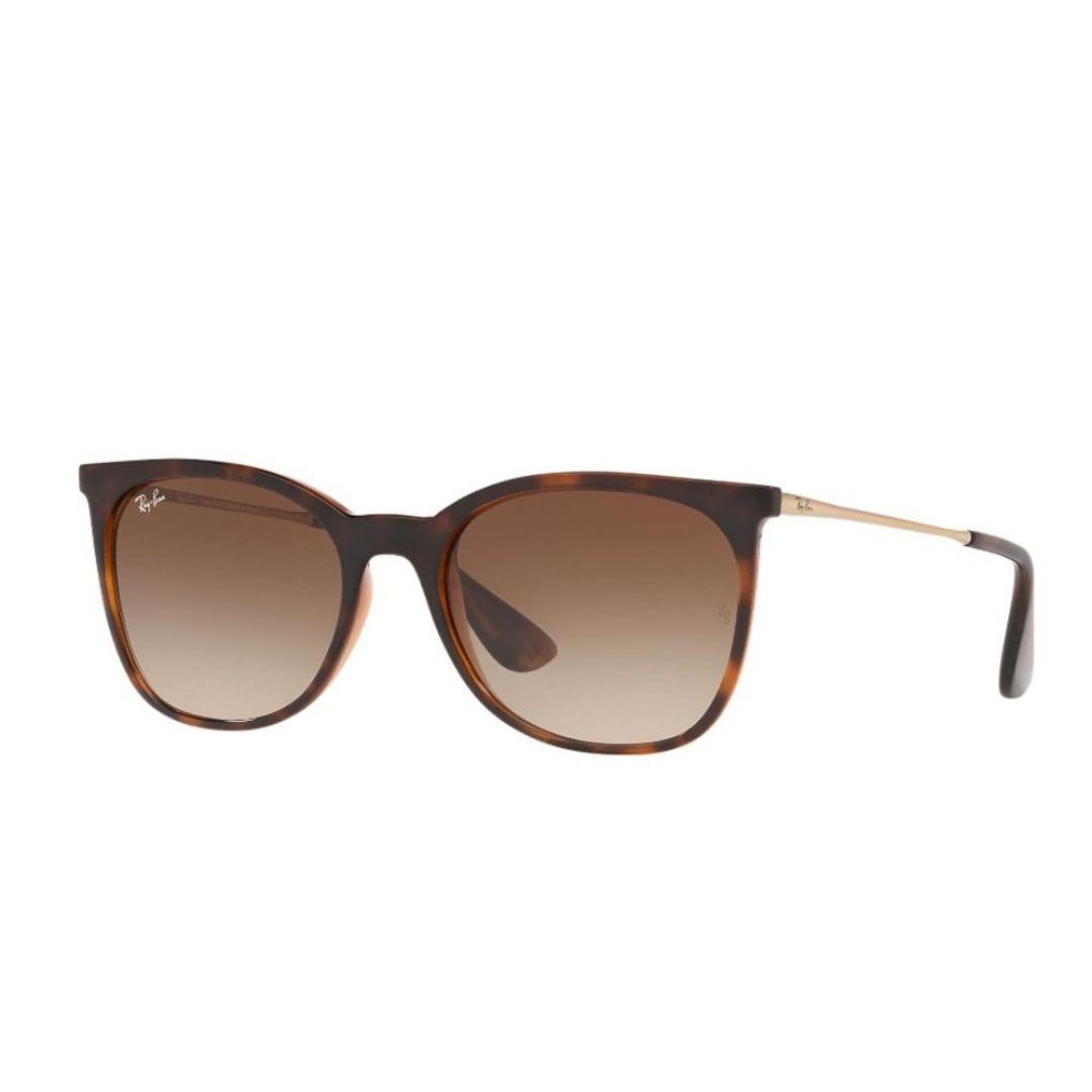 Óculos Ray Ban Clássico RB4326L 623813 56 Tartaruga