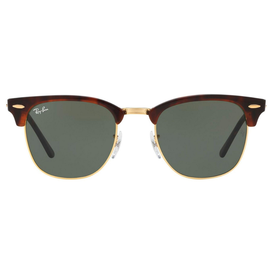 Óculos Ray Ban Clubmaster RB3016L W0366 51 Marrom
