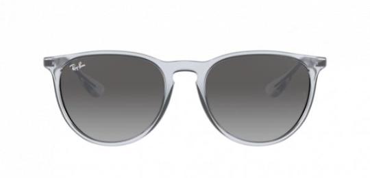 Óculos Ray Ban Erika Oval RB4171 651611 54 Cristal/Transparente