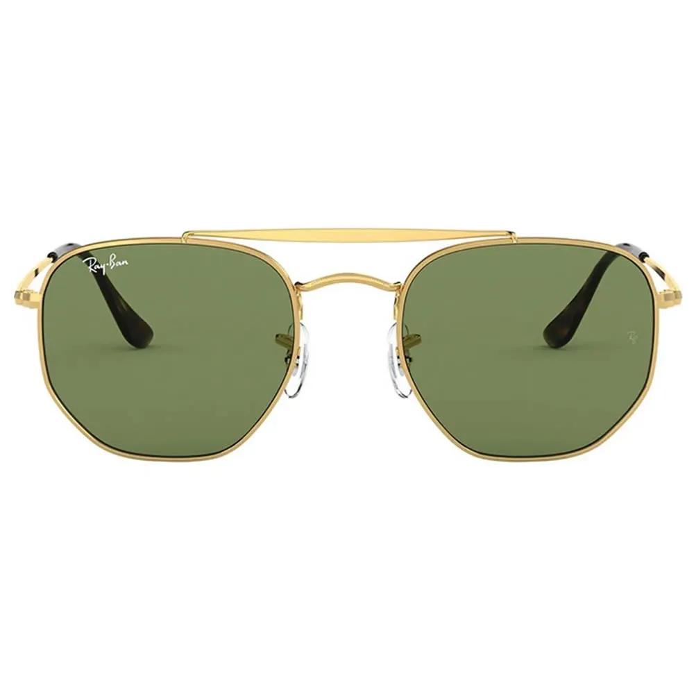 Óculos Ray Ban Hexagonal RB3609 914071 54 Dourado