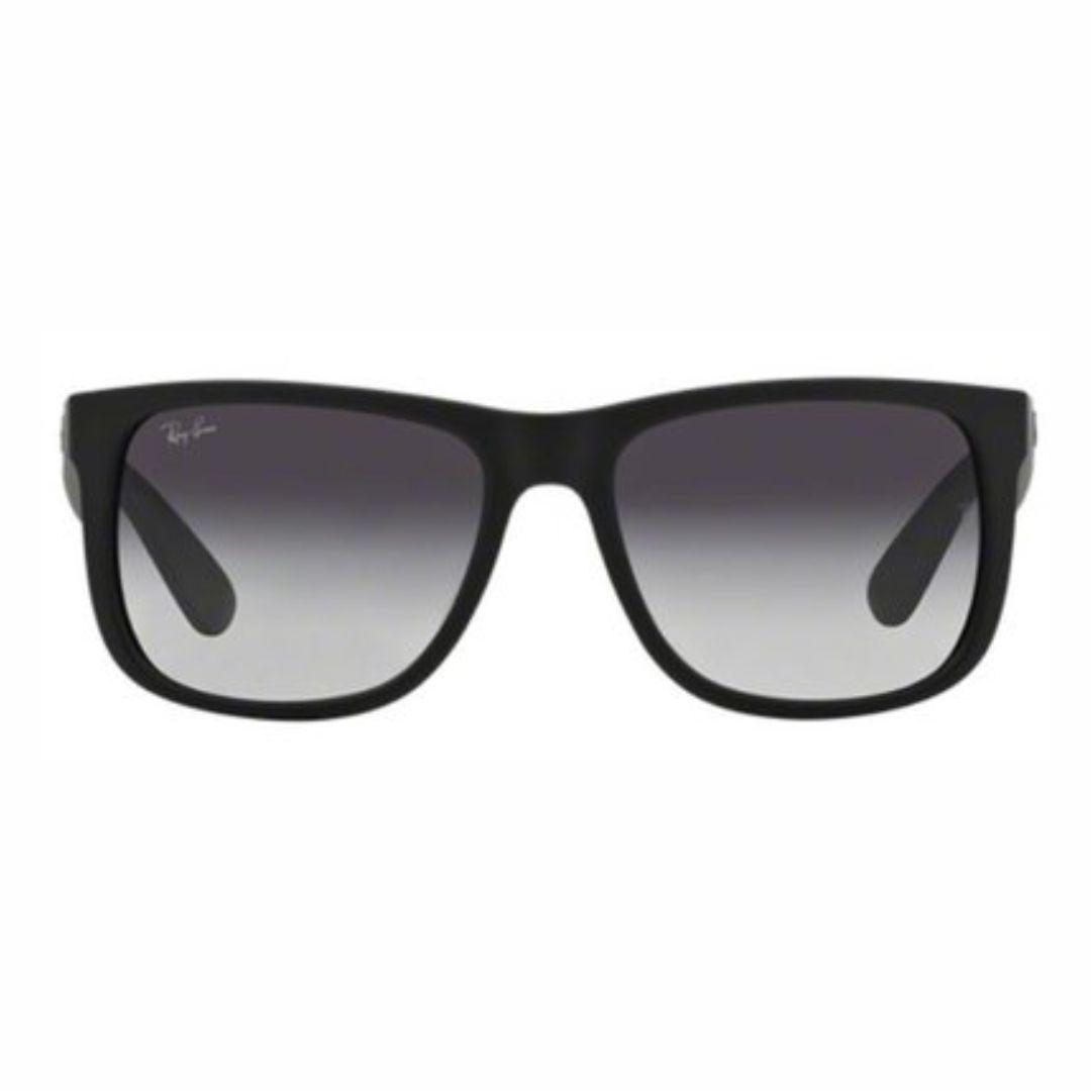 Óculos Ray-Ban Justin RB4165L 6018G 55 Preto