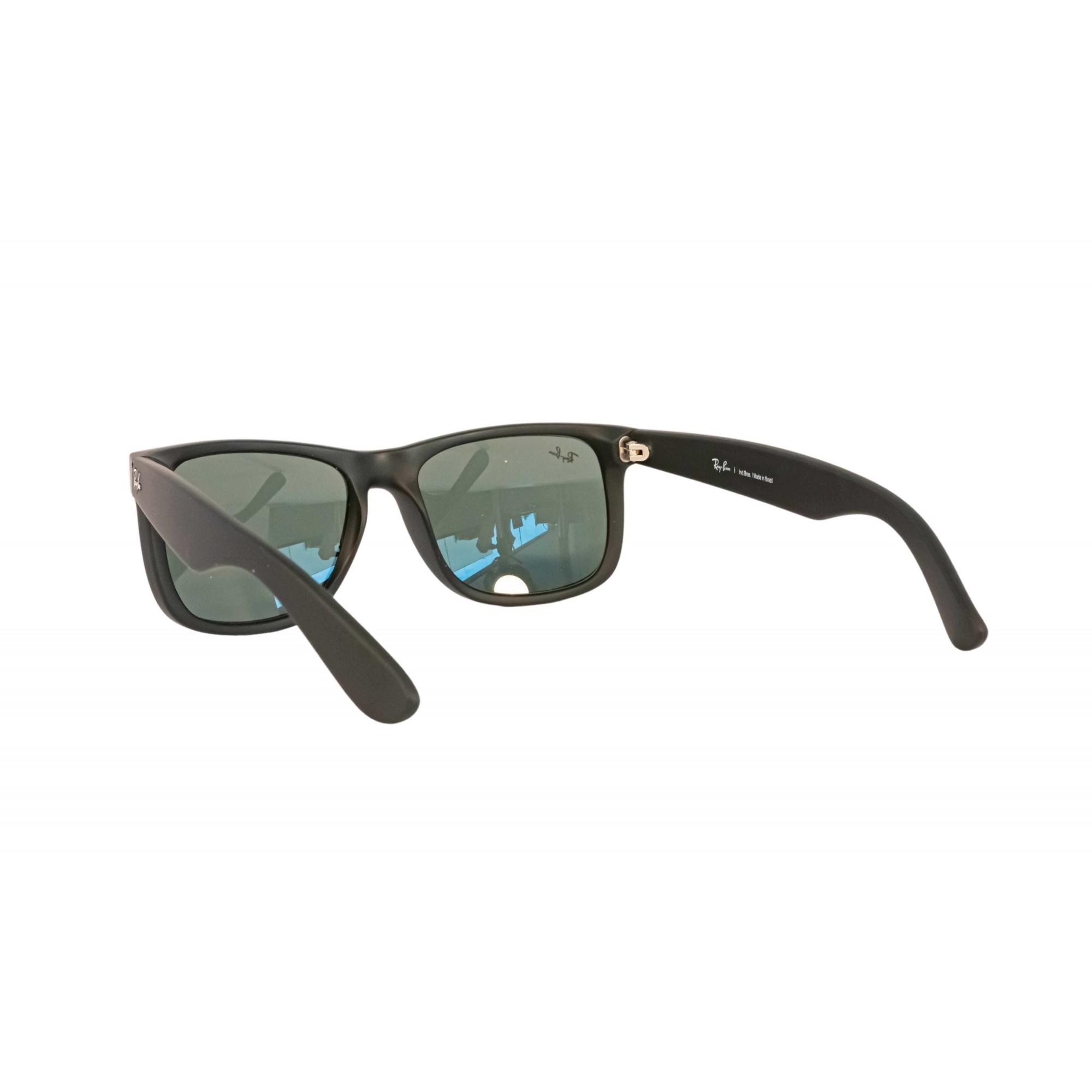 Óculos Ray Ban Justin Rb4165l 62271 55 Preto