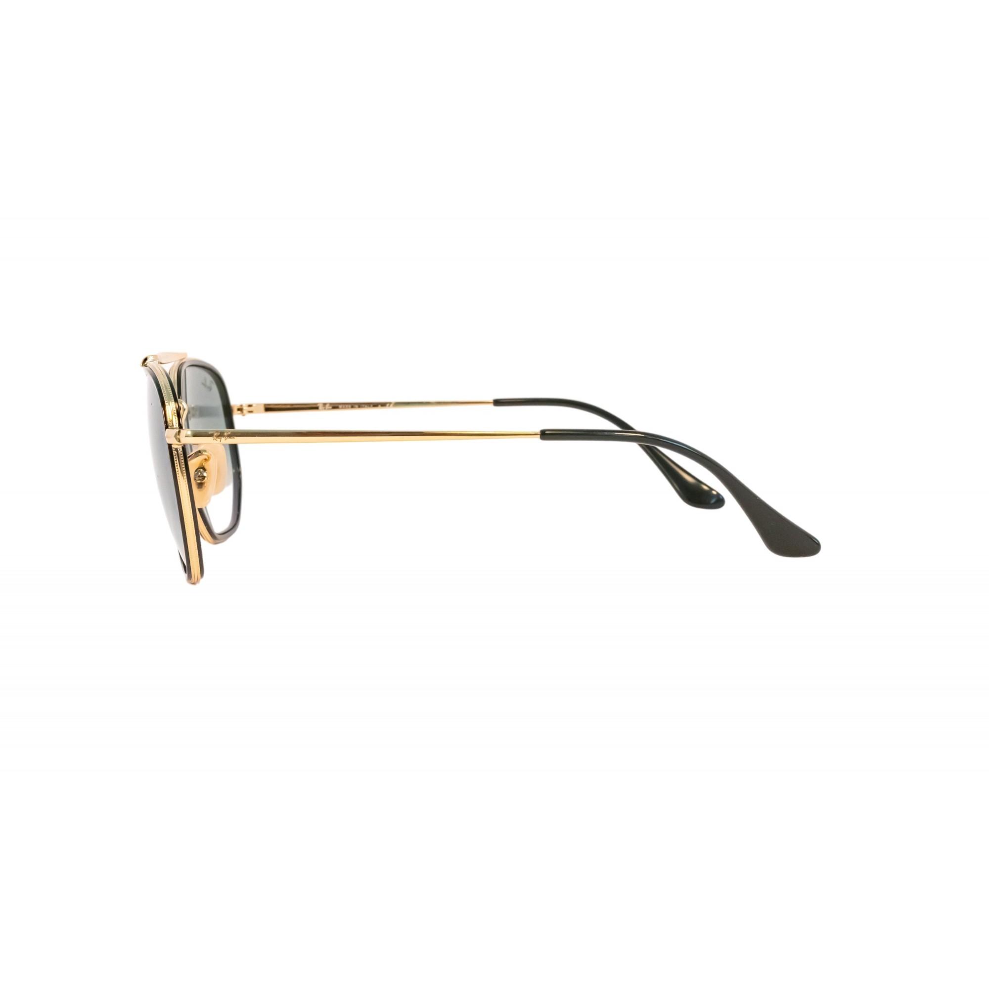 Óculos Ray Ban Marshal Ii Rb3648m 91673f 52 Dourado